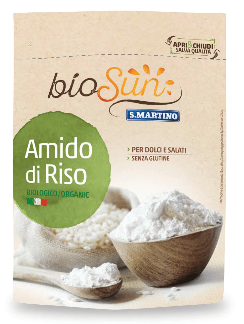 AMIDON DE OREZ BIO BIOSUN 120GR FARA GLUTEN